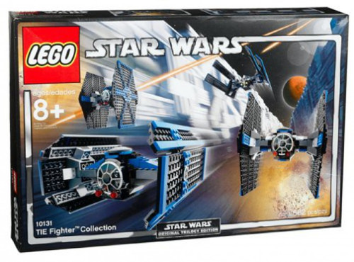 LEGO Star Wars A New Hope TIE Fighter Collection Set #10131