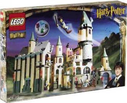 LEGO Harry Potter Sorcerer's Stone Hogwarts Castle Set #4709