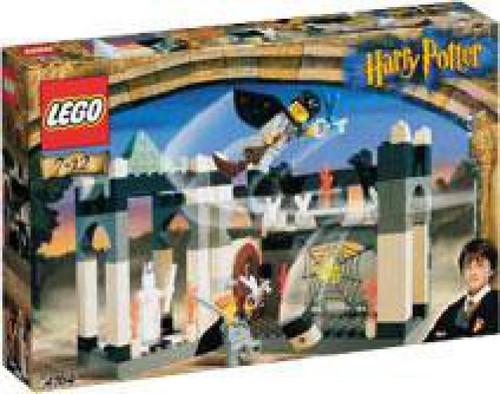 LEGO Harry Potter Series 1 Sorcerer's Stone Chamber of Winged Keys Set #4704
