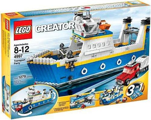 LEGO Creator Transport Ferry Set #4997