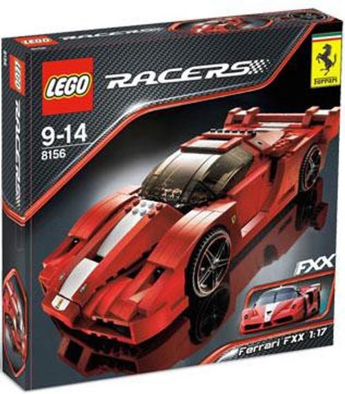 LEGO Racers Ferrari FXX Set #8156