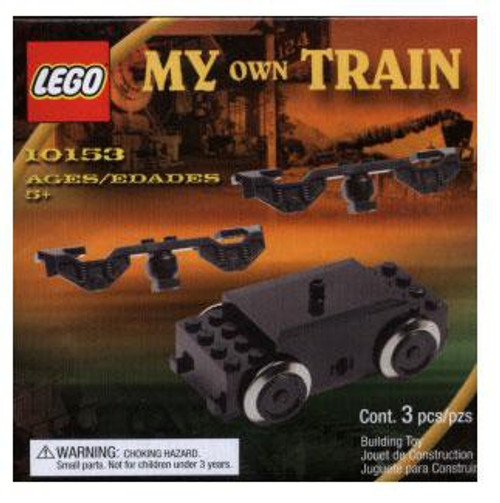 LEGO Technic 9 Volt Train Motor Set #10153