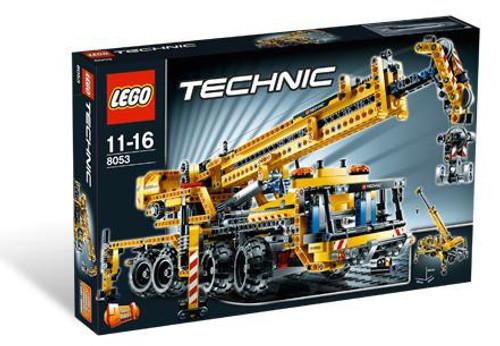 LEGO Technic Mobile Crane Set #8053