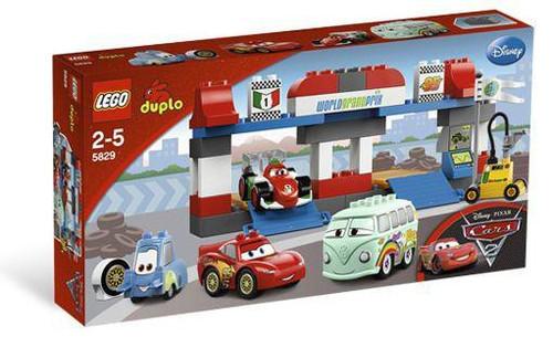 LEGO Disney / Pixar Cars Duplo Cars 2 The Pit Stop Set #5829