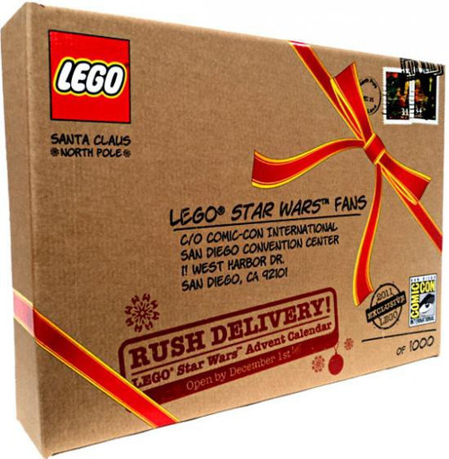 LEGO Star Wars 2011 Advent Calendar Exclusive Set #7958 [SDCC Version]