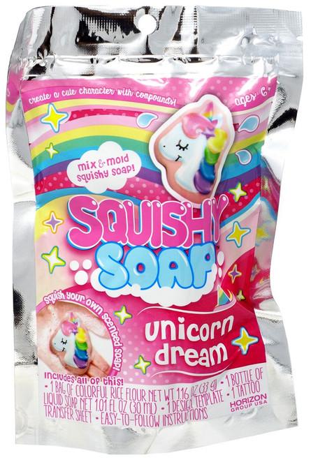 Squishy Soap Mini Unicorn Dream Kit