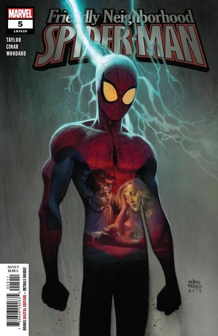 Marvel Comics Friendly Neighborhood Spider-Man #5 Comic Book