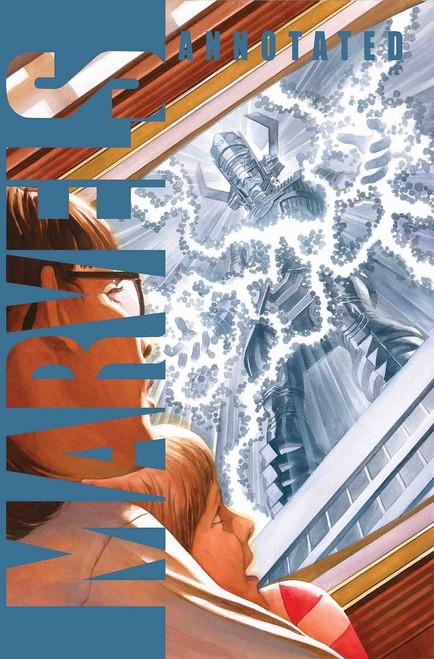 Marvel Comics Marvel Annotated #3 Comic Book