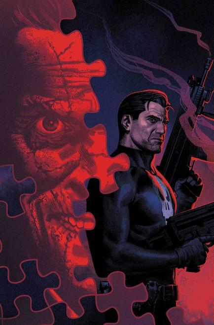 Marvel Comics The Punisher #10 Comic Book