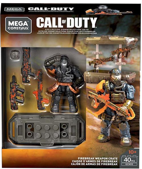 Call of Duty Firebreak Weapon Crate Set
