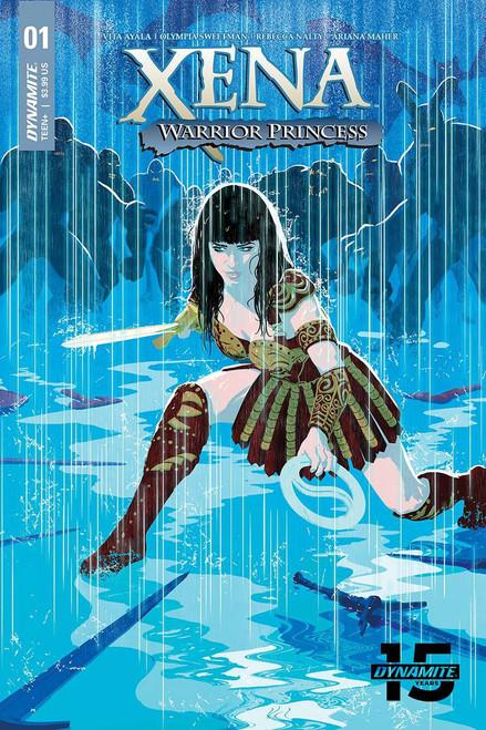 Dynamite Entertainment Xena Warrior Princess #1 Comic Book [Raul Allen & Patricia Martin Cover E]