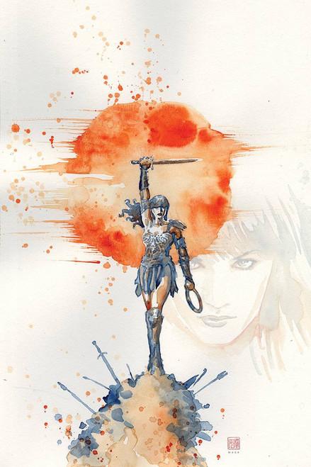 Dynamite Entertainment Xena Warrior Princess #1 Comic Book [David Mack Virgin Variant]