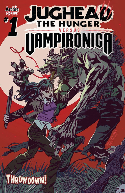 Archie Comic Publications Jughead Hunger Vs. Vampironica #1 Comic Book