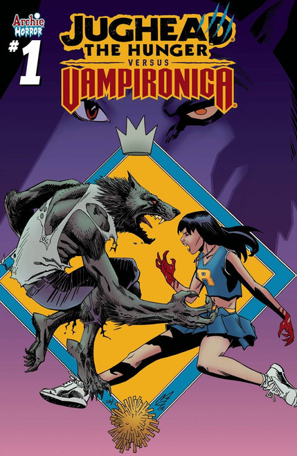 Archie Comic Publications Jughead Hunger Vs. Vampironica #1 Comic Book [John McCrea Cover D]