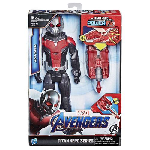 Marvel Avengers Endgame Titan Hero Series Power FX 2.0 Ant-Man Action Figure