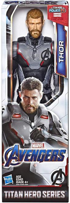 Marvel Avengers Endgame Titan Hero Series Thor Action Figure