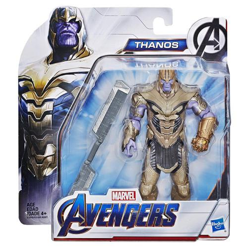 Marvel Avengers Endgame Thanos 6-Inch Deluxe Figure