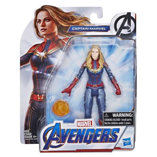 Avengers Endgame Captain Marvel Action Figure