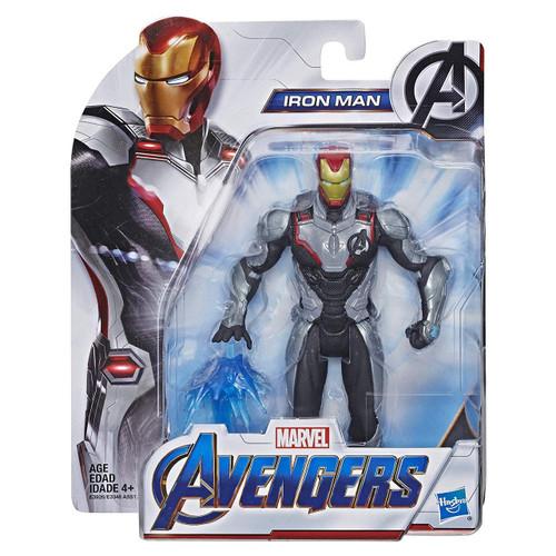 Marvel Avengers Endgame Team Suit Iron Man Action Figure