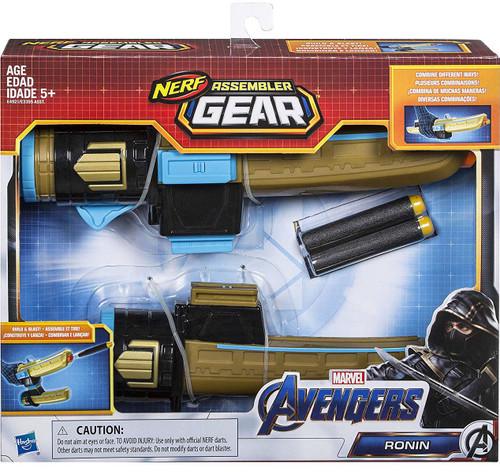 Marvel Avengers Endgame Nerf Ronin Assembler Gear Upgrades