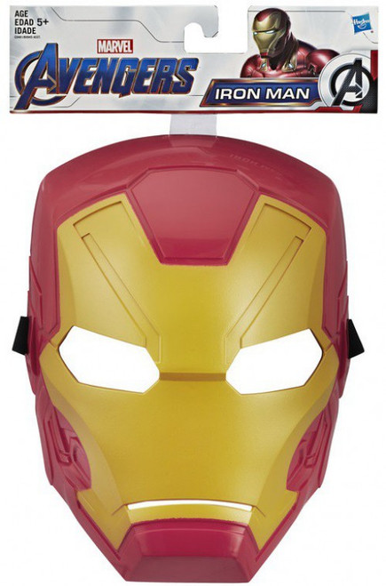 Marvel Avengers Endgame Iron Man Mask