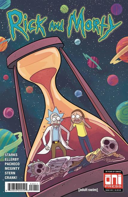 Oni Press Rick & Morty #49 Comic Book [Cover A]