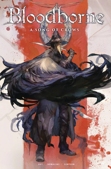 Titan Comics Bloodborne #11 A Song of Crows Comic Book