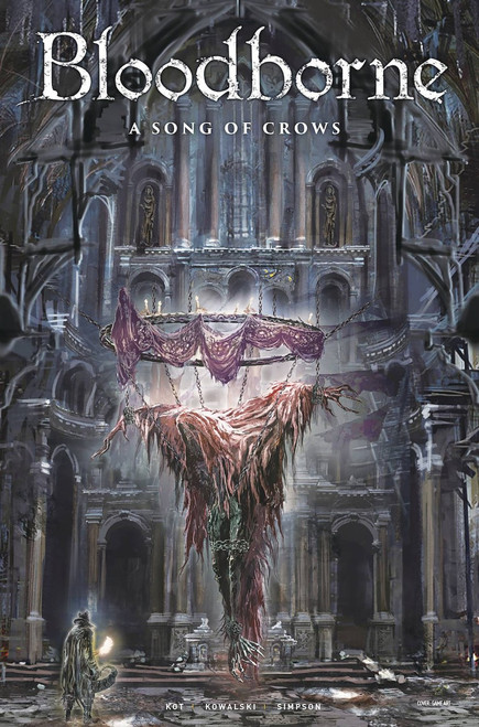 Titan Comics Bloodborne #11 A Song of Crows Comic Book [Game Art Cover C]