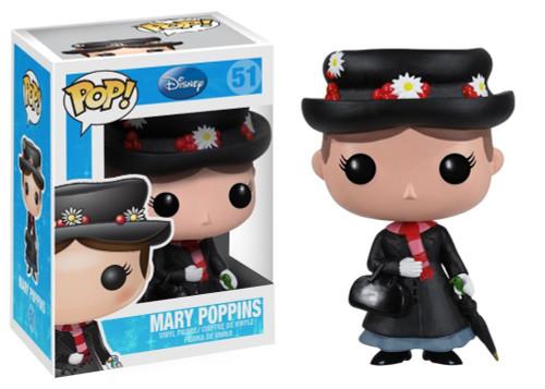Funko POP! Disney Mary Poppins Vinyl Figure #51 [Damaged Package]