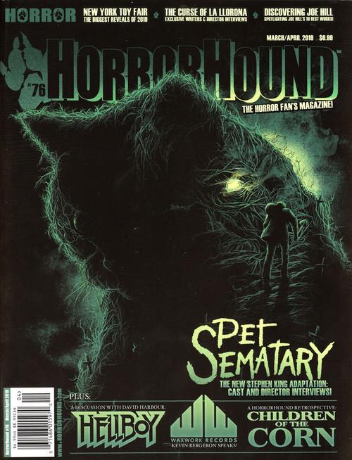 Horrorhound #76 Magazine
