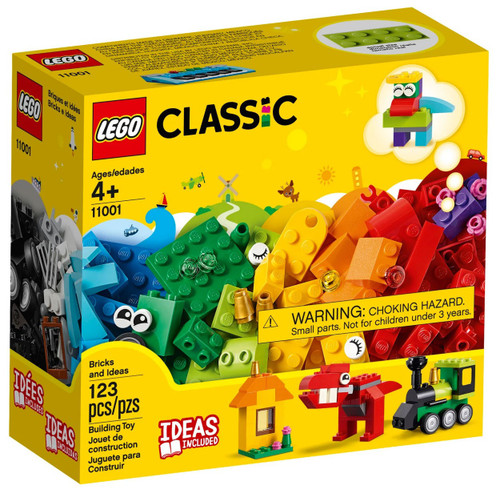 LEGO Classic Bricks & Ideas Set #11001