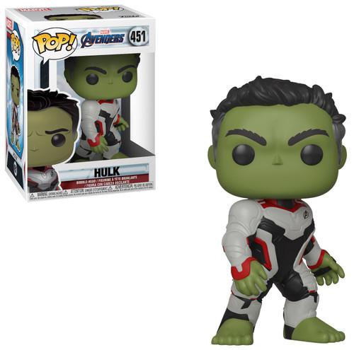 Funko Avengers Endgame POP! Marvel Hulk Vinyl Figure #451 [Endgame]