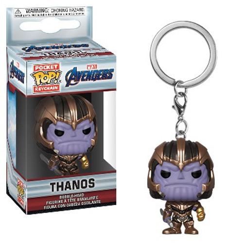 Funko Avengers Endgame POP! Marvel Thanos Keychain