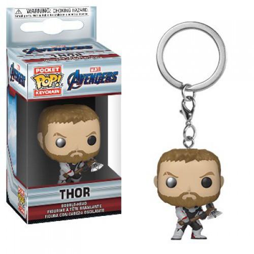 Funko Avengers Endgame POP! Marvel Thor Keychain