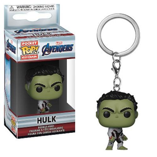 Funko Avengers Endgame POP! Marvel Hulk Keychain