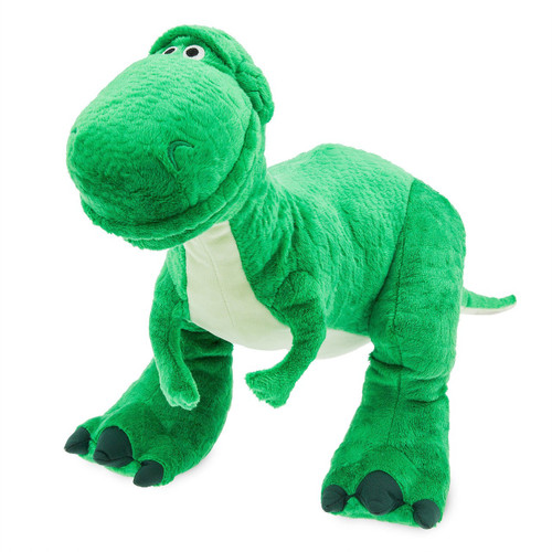 Disney Toy Story 4 Rex Exclusive 14-Inch Medium Plush