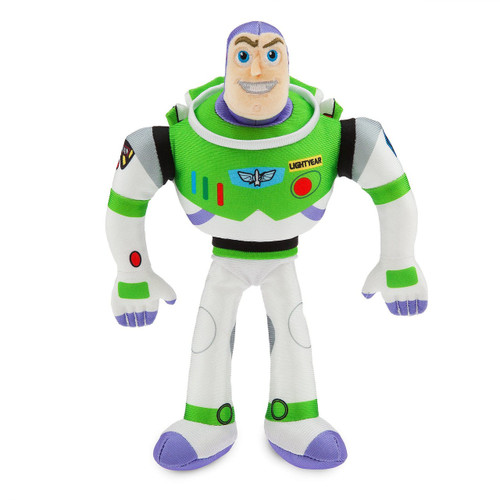 Disney Toy Story 4 Buzz Lightyear Exclusive 10.5-Inch Mini Bean Bag Plush [Andy's]
