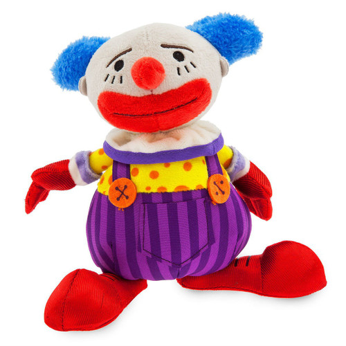 Disney Toy Story 4 Chuckles the Clown Exclusive 7-Inch Mini Bean Bag Plush