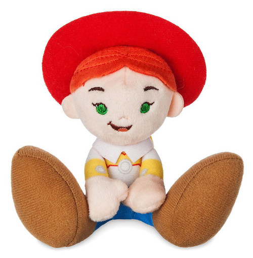 Disney Toy Story Tiny Big Feet Jessie Exclusive 4-Inch Micro Plush
