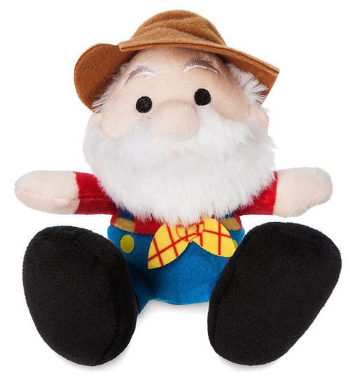 Disney Toy Story Tiny Big Feet Stinky Pete 'The Prospector' Exclusive 4-Inch Micro Plush