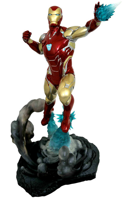 Avengers Endgame Marvel Gallery Iron Man Mark LXXXV 9-Inch Collectible PVC Statue