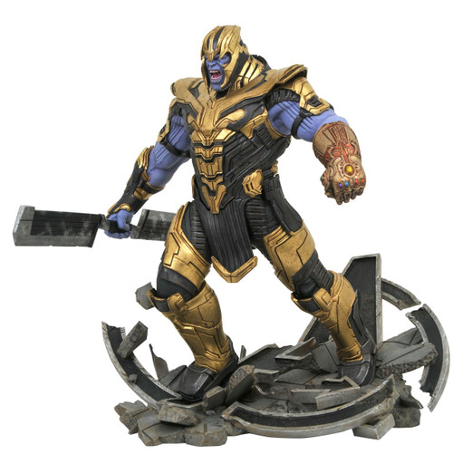 Marvel Avengers Endgame Milestones Thanos 16-Inch Resin Statue