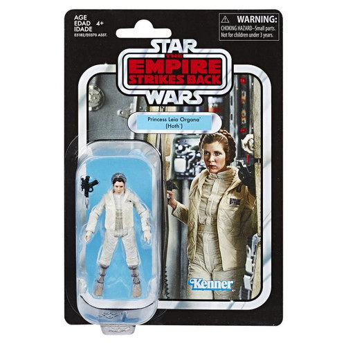 Star Wars Empire Strikes Back Vintage Collection Wave 20 Princess Leia Organa Action Figure [Hoth]