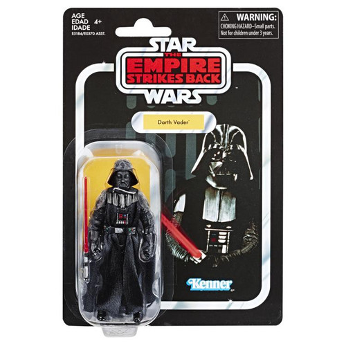 Star Wars Empire Strikes Back Vintage Collection Wave 20 Darth Vader Action Figure