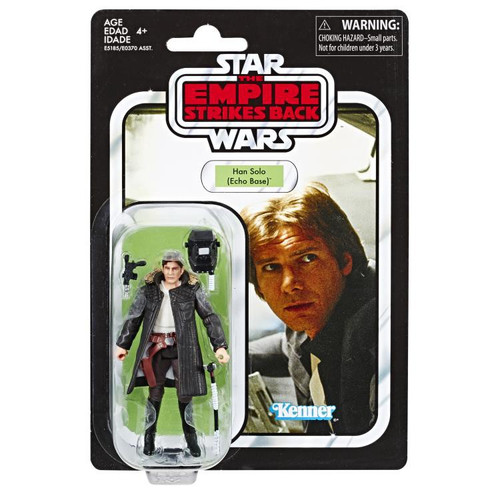 Star Wars Empire Strikes Back Vintage Collection Wave 20 Han Solo Action Figure [Echo Base]
