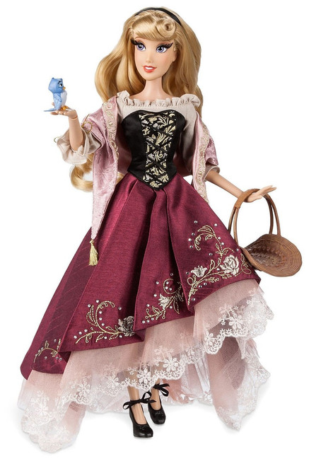 Disney Princess Sleeping Beauty Limited Edition Aurora Exclusive 17-Inch Doll