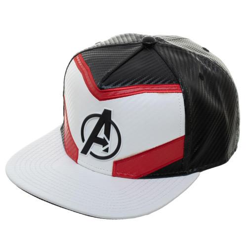 Marvel Avengers Endgame Suit Up Snapback Cap