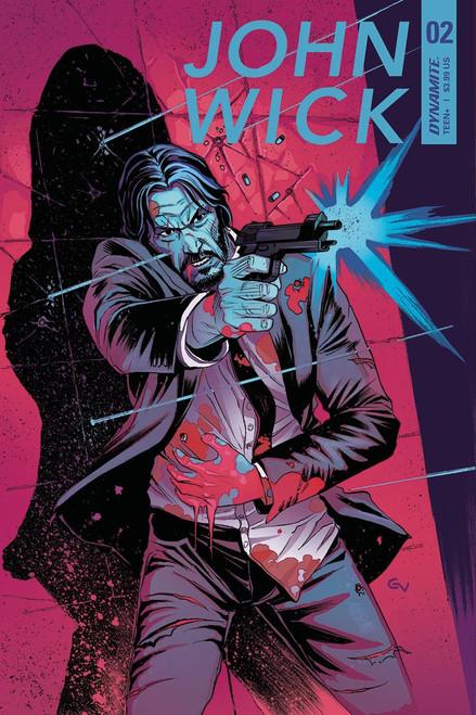 Dynamite Entertainment John Wick #2 Comic Book