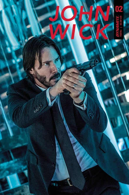 Dynamite Entertainment John Wick #2 Comic Book [Photo Cover C]