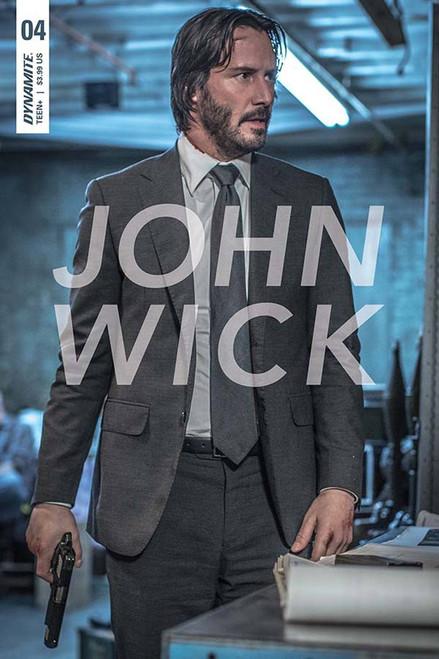 Dynamite Entertainment John Wick #4 Comic Book [Photo Cover C]
